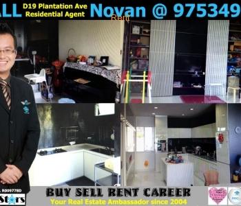 6 Room Landed Property for Rent at 2C Plantation Avenue Singapore 556381