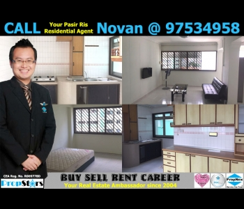 HDB Rental - 5A Blk 125 Pasir Ris Street 11 5-Room Advance