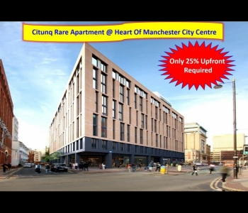 Manchester Prime City Centre Property For Investment