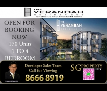 THE VERANDAH RESIDENCES (Pasir Panjang)
