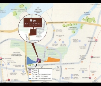 Belgravia Green | Belgravia Villas Phase 2 by Tong Eng