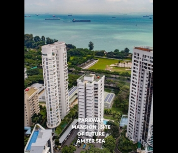 Amber Sea Condo Singapore