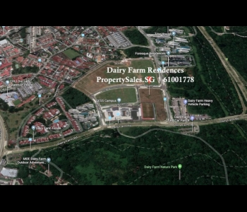 Dairy Farm Residences Singapore