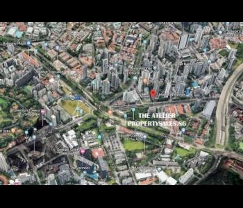 The Atelier Condominium Singapore