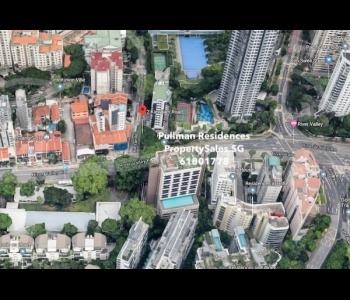 Pullman Residences Condo Singapore