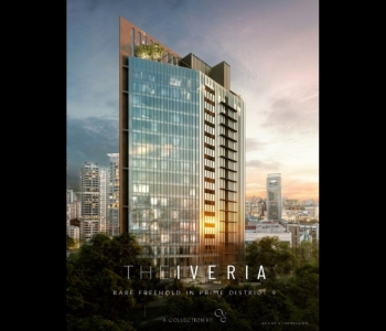 The Iveria Condo | Showflat Hotline 61001778